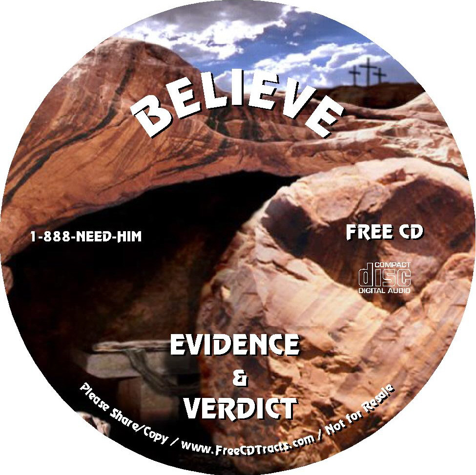 Free CD Tracts, Free DVD Tracts, Free MP3, Free Video, Free