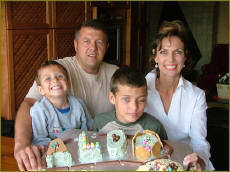 Siempre hay esperanza (Rheta McPherson) Family